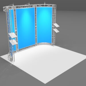 10x10 - Display Truss